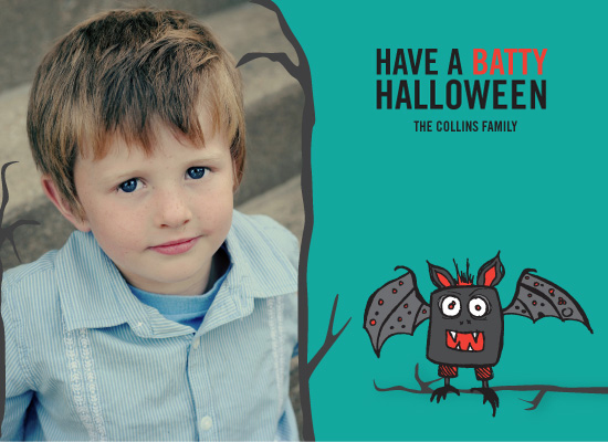 cards - BattyHalloween by Natasha Hartman