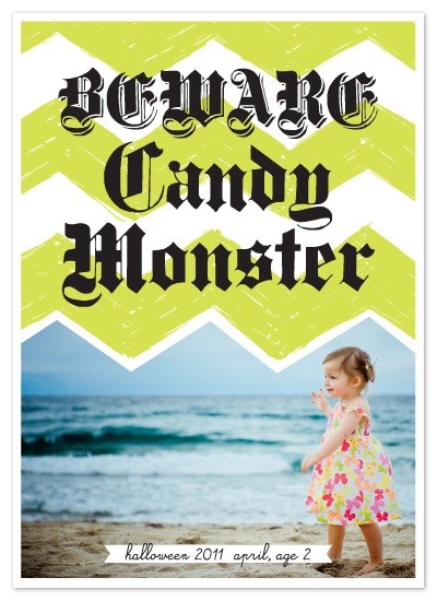 cards - candy monster by campbell and co.