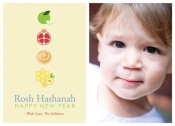 Rosh Hashanah Spread
