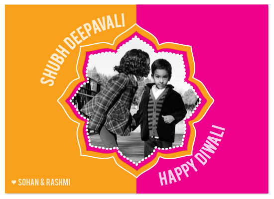 cards - Happy Diwali 2011 by 603 Creative Studio