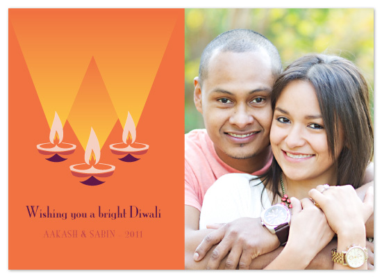 cards - Art Deco Diwali by Jacqueline Rivera