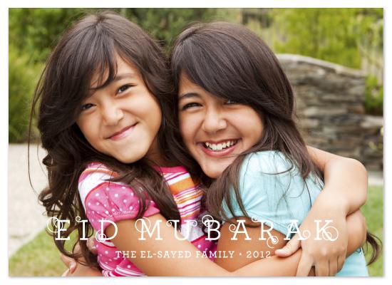 cards - Curlicue Eid by cambria