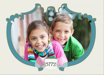 Sweet Rosh Hashana Card