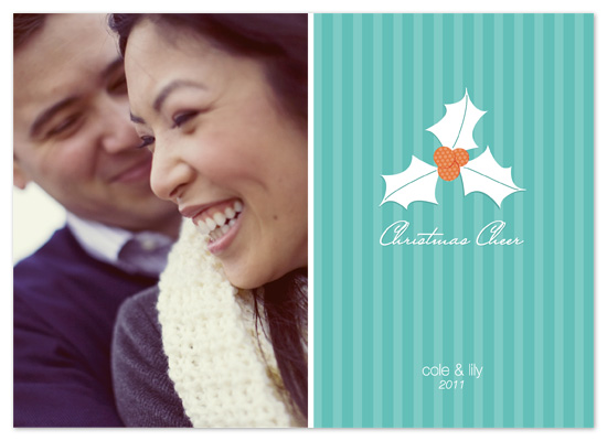 holiday photo cards - Christmas Cheer by Bethany Anderson