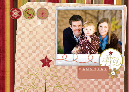 holiday photo cards - Modern Holiday Part 3 by Amy Teets