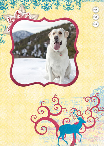 holiday photo cards - Modern Holiday Part 2 by Amy Teets