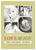 Love and Joy Holiday Se... by emily baker