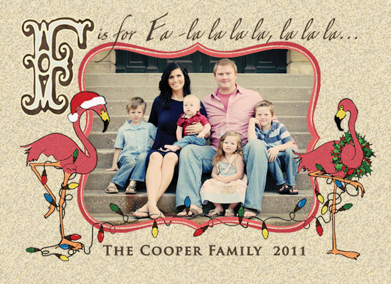 holiday photo cards -