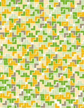 pattern corner