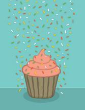 Hello Cupcake by Kari Lind Creations