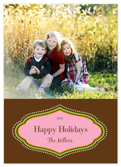holiday photo cards - Sweet Cheer by Whitney Beard