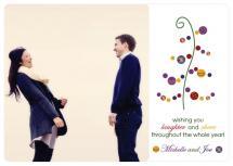 holiday cheer tree by Cassie Schneider