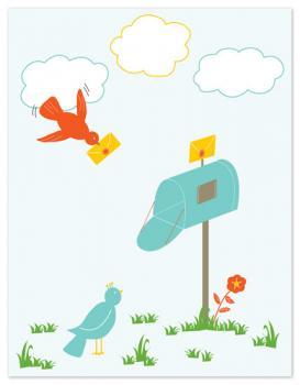 Bird Bird Mail