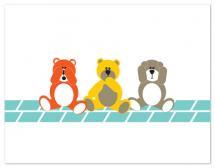 Three Bears by SiangQ