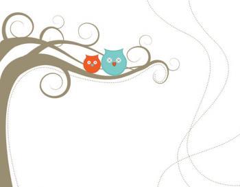 Owl Love Stationary