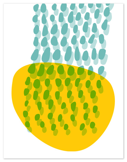 personal stationery - Rain Meets Sun by mynameisbettina