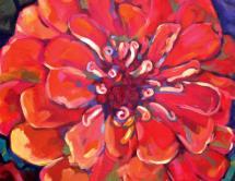 desert flower by Marna Schindler