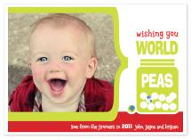 World Peas by Stephanie Pearson