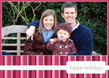 Holiday Stripes by Sam F.