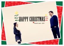 Happy Christmas Stars by SiangQ