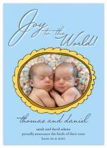 Joy to the World! by Kelly Preusser