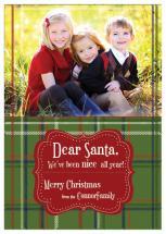 dear santa by Cassie Schneider