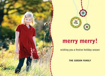 Merry Merry Ornaments