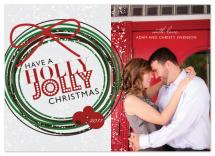 Holly Jolly by The Opened Envelope