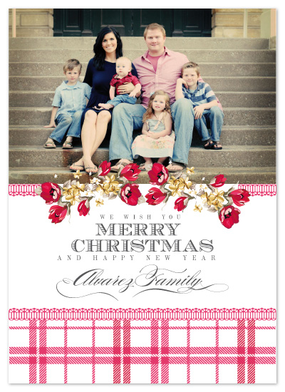 holiday photo cards - HOME SWEET HOME by Mónica Pérez Álvarez