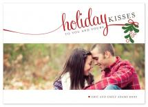 Holiday Kisses by The Opened Envelope