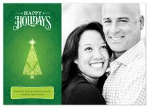 Elegant Holiday Wishes by Melissa Albers