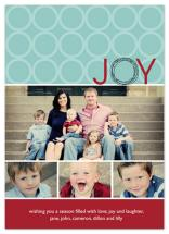 Holiday Wreath with Joy... by Melissa Albers