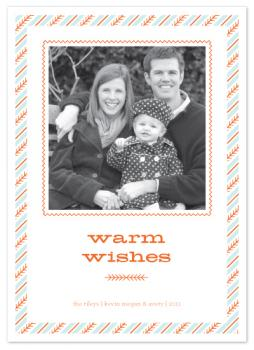 Warm Winter Stripe
