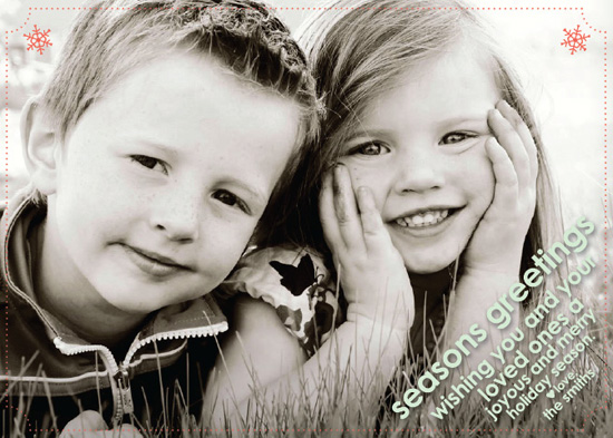 holiday photo cards - Simply Greeted! by carrie luu