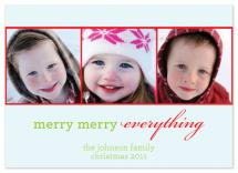 Merry Merry Everything by Joie Studio