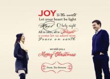 JoyLovePeace by Paper Parfait