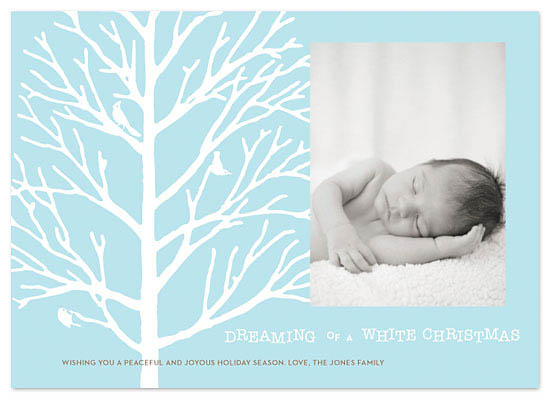 holiday photo cards - dreaming by Greetings