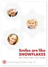 Smiles are like Snowfla... by Ellie B