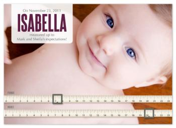 Baby Measured Up