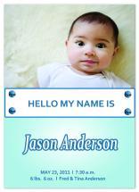 Hello My Name Is... by Tashandia McCoy
