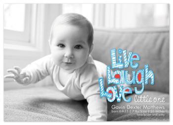 Live Laugh Love Little One