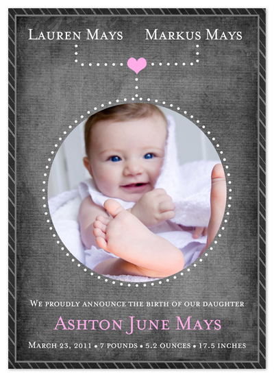 birth announcements - Family Tree by The Picture Portal
