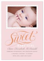 Sweet Baby by INKandIRON