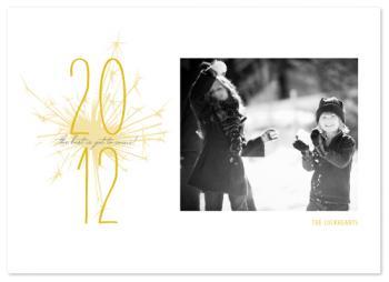 New Year Spark