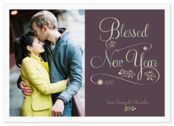 Blessed New Year