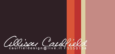 business cards - Bones by Allison Caulfield