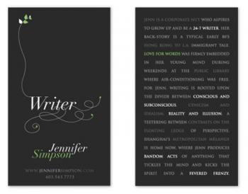 Writer's Vine