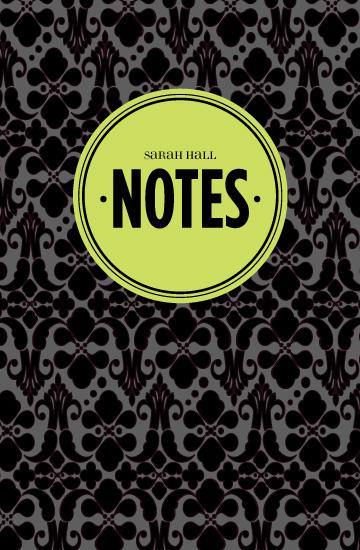 journals - Modern Demask by Leah Morgan