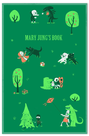 journals - Field of Love by Anna-Maria Jung