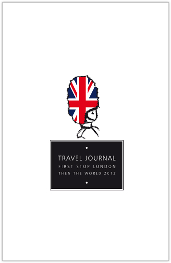 journals - guard travel journal by ross